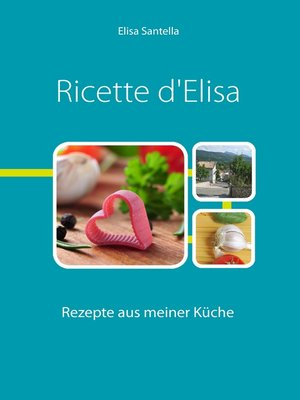 cover image of Ricette d'Elisa
