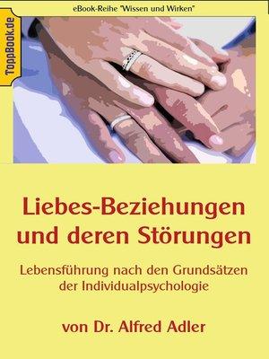 cover image of Liebesbeziehungen und deren Störungen