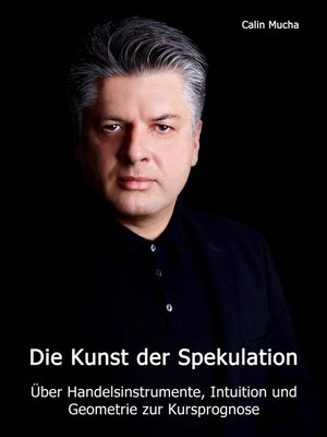 cover image of Die Kunst der Spekulation