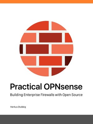 cover image of Practical OPNsense