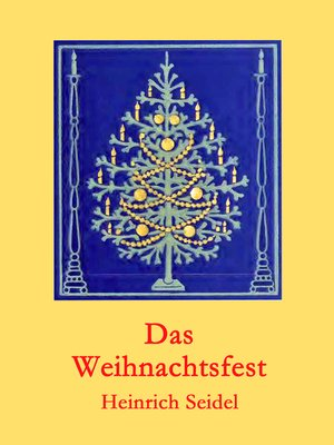 cover image of Das Weihnachtsfest