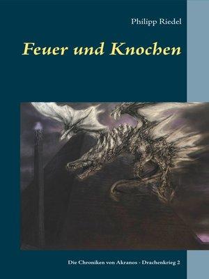 cover image of Feuer und Knochen