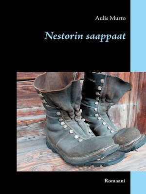 cover image of Nestorin saappaat