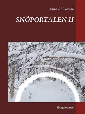 cover image of SNÖPORTALEN II