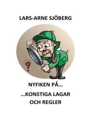 cover image of Nyfiken på konstiga lagar och regler