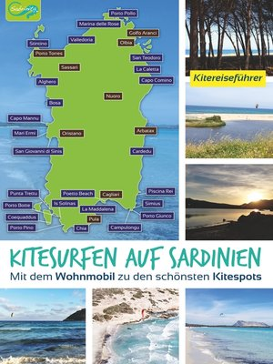 cover image of Kitesurfen auf Sardinien