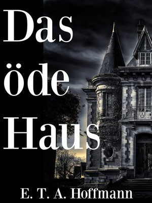 cover image of Das öde Haus