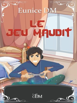 cover image of Le jeu maudit