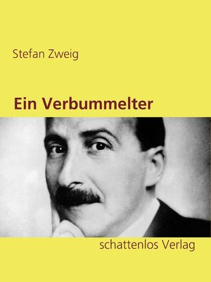 cover image of Ein Verbummelter