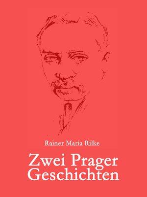 cover image of Zwei Prager Geschichten