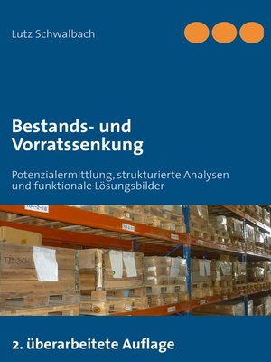 cover image of Bestands- und Vorratssenkung