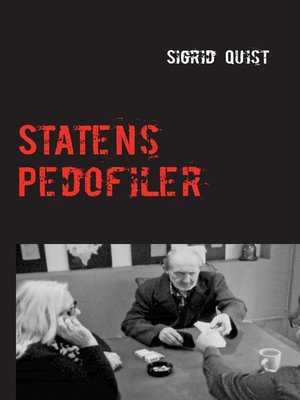 cover image of Statens pedofiler