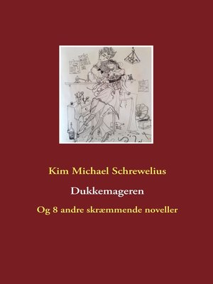cover image of Dukkemageren