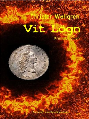 cover image of Vit Lögn