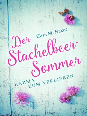 cover image of Der Stachelbeersommer