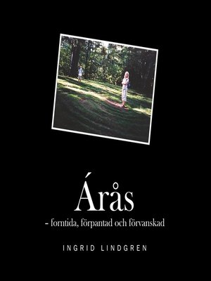 cover image of Árås