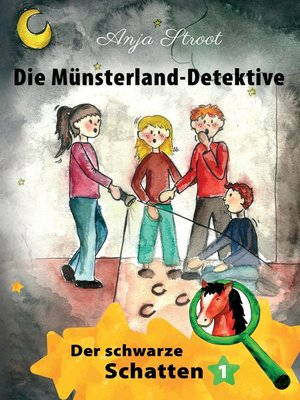 cover image of Die Münsterland-Detektive / Der schwarze Schatten (1)
