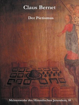 cover image of Der Pietismus