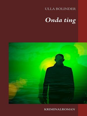 cover image of Onda ting