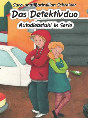 cover image of Autodiebstahl in Serie