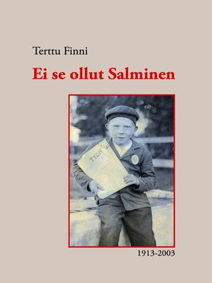 cover image of Ei se ollut Salminen