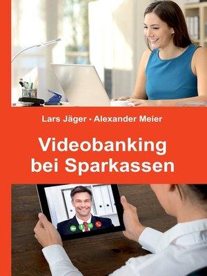 cover image of Videobanking bei Sparkassen