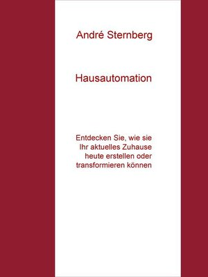 cover image of Hausautomation