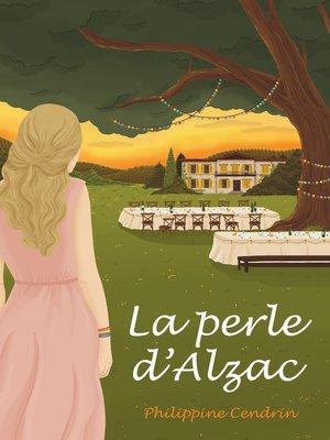 cover image of La perle d'Alzac