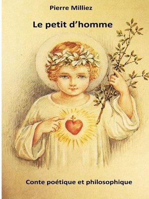 cover image of Le petit d'homme