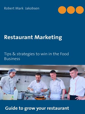 cover image of Restaurant Marketing