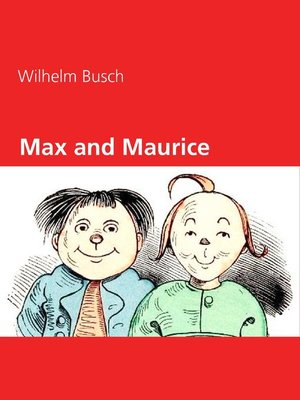 cover image of Max and Maurice