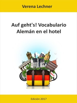 cover image of Auf geht's! Vocabulario
