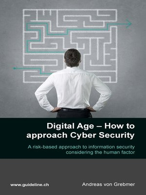 cover image of Digital Age--How to approach Cyber Security