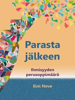 cover image of Parasta jälkeen