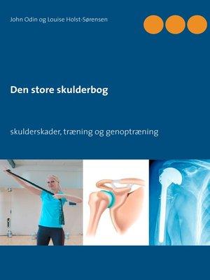 cover image of Den store skulderbog