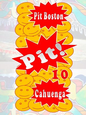 cover image of Pit! Cahuenga