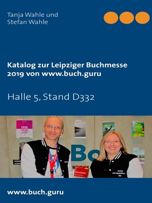 cover image of Katalog zur Leipziger Buchmesse 2019 von www.buch.guru