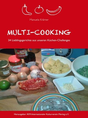 cover image of Multi-Cooking