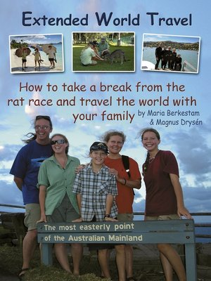 cover image of Extended World Travel