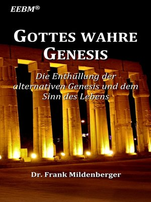 cover image of Gottes wahre Genesis