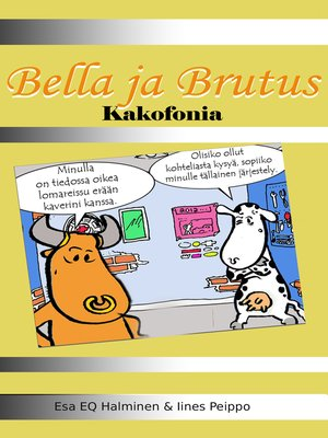 cover image of Bella ja Brutus