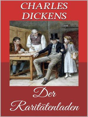 cover image of Der Raritätenladen