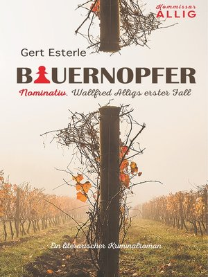 cover image of Bauernopfer