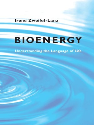 cover image of Bioenergy