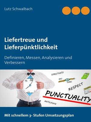 cover image of Liefertreue und Lieferpünktlichkeit
