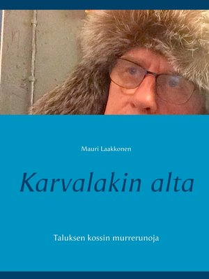 cover image of Karvalakin alta