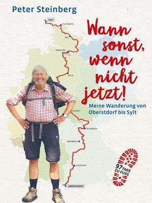 cover image of Wann sonst, wenn nicht jetzt!