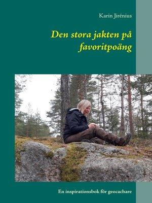 cover image of Den stora jakten på favoritpoäng