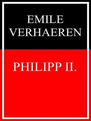 cover image of Philipp II.