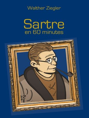 cover image of Sartre en 60 minutes